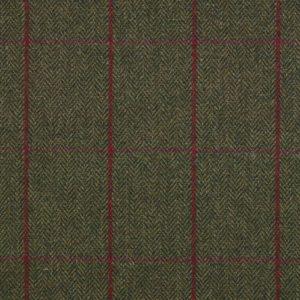Tweed heren vest op maat