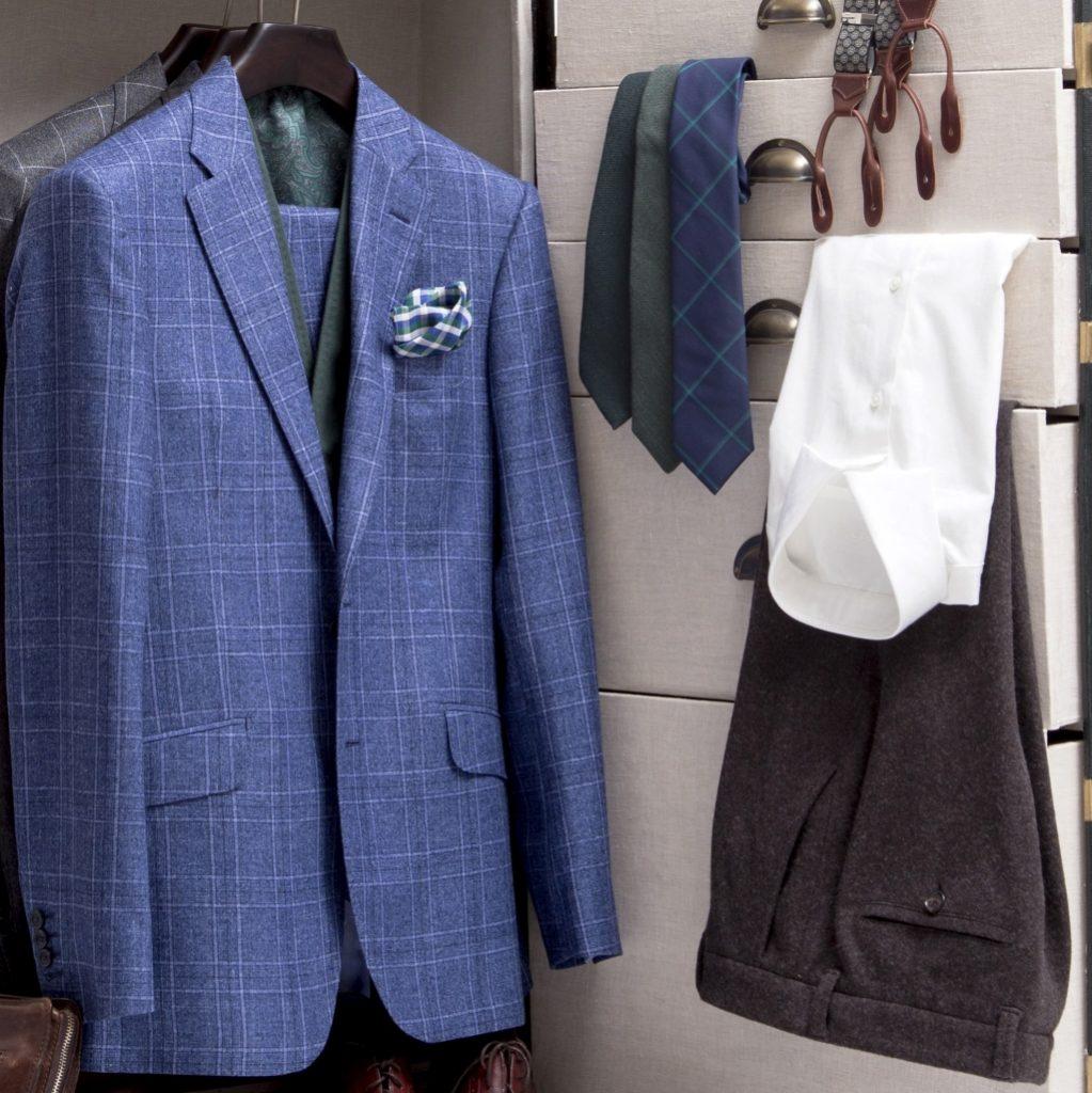 Maatkleding voor heren