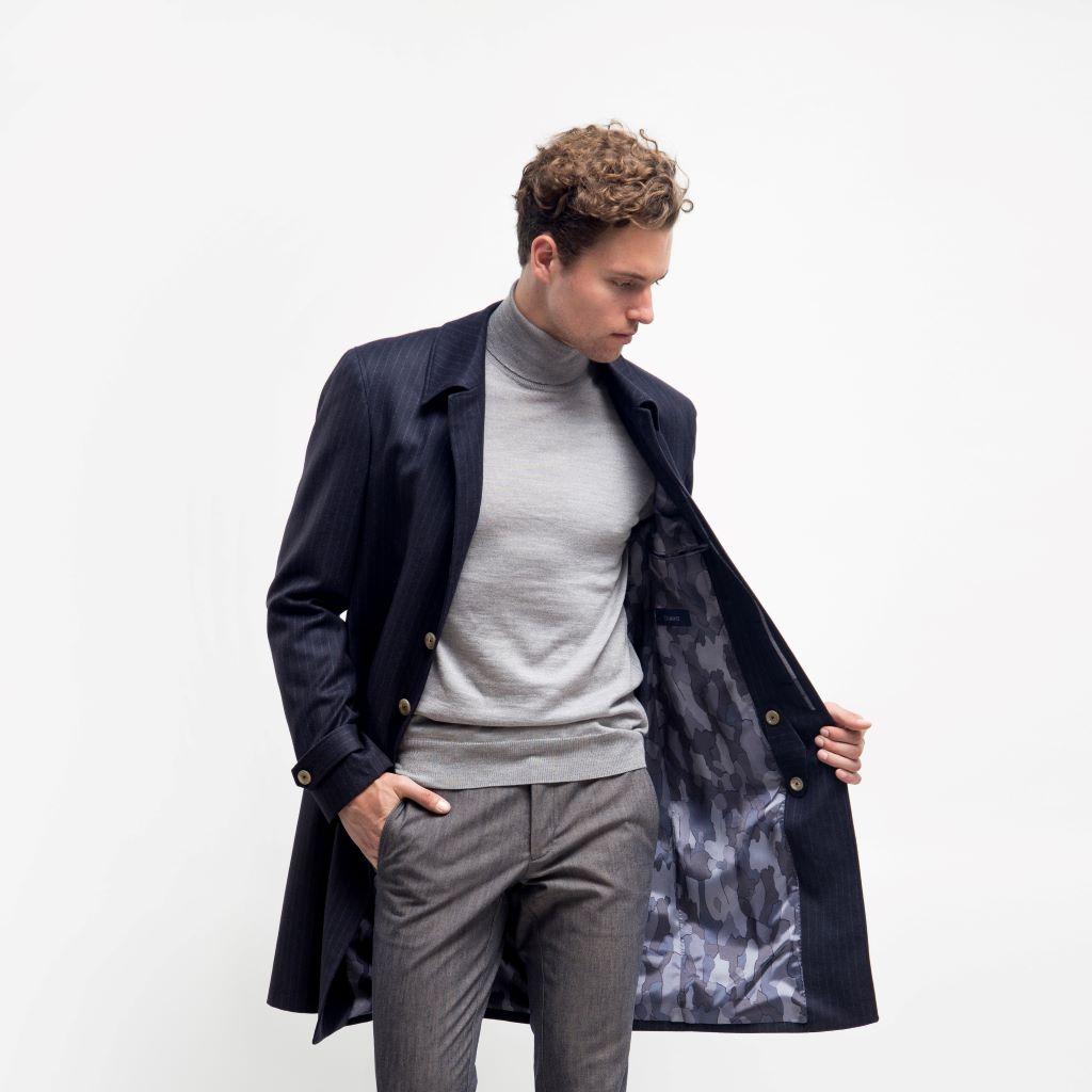 heren jas laten maken
